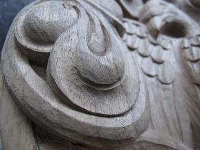 Stiff Leaf Detail