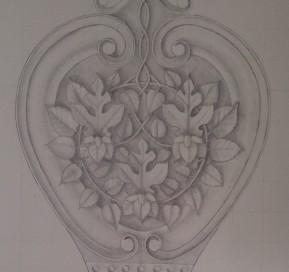 finaldrawing - leaf detail